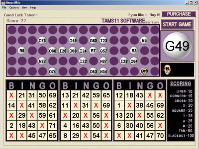Click to view Tams11 Bingo Blitz 1.0.0.0 screenshot
