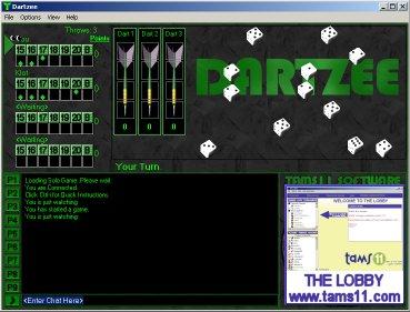 Click to view Tams11 Dartzee 2.0.18.7 screenshot