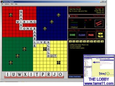 MysterySquare screenshot